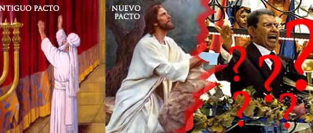 ¿Doctrina Revelada? // Un mediador entre Cristo y los hombres