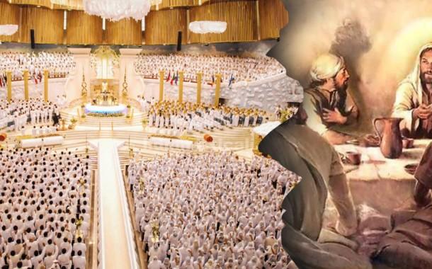 ¿Doctrina Revelada? // La Santa Cena según La Luz del Mundo