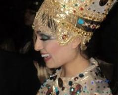 Egipto en la fiesta de Samuel LLDM