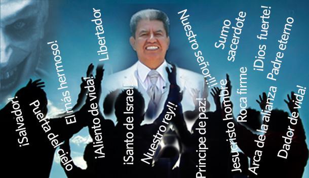 """Samuel Joaquín, un """"apóstol"""" que aparcera la herejía"""