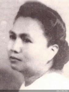 Doña Elisa Flores de Joaquín