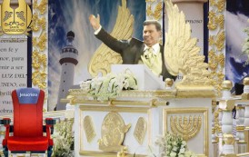 Jesucristo: El gran ausente en la Santa Cena de La Luz del Mundo