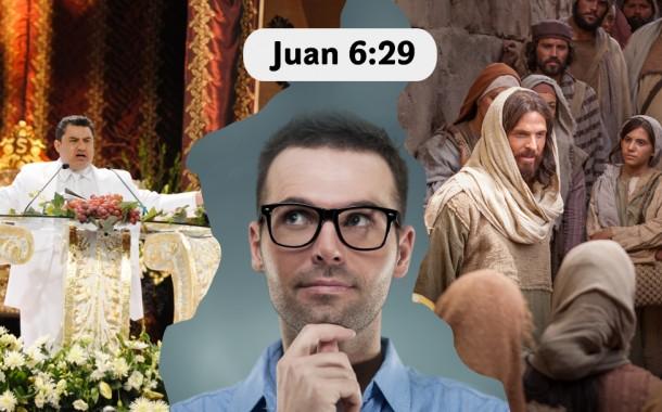 La obra de Dios... ¿creer en Jesucristo o en Naasón?