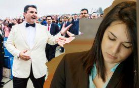 A la Iglesia de Jesucristo que está oculta y llora al ver tanta maldad e injusticia